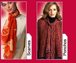 and suppliers of womens fashion scarves fashion stoles etc from india